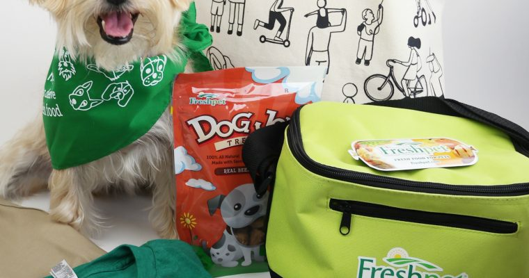 Enter the #FreshpetMadeMe Freshpet Contest!